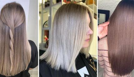 Окрашивание Airtach на темные и светлые волосы — ФОТО
