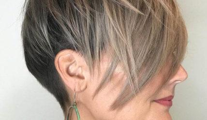 Стрижка Пикси: ТРЕНД 2021 — на короткие волосы с челкой и без