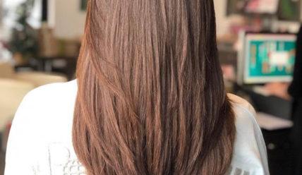 Стрижка лисий хвост: на длинные, средние, короткие волосы