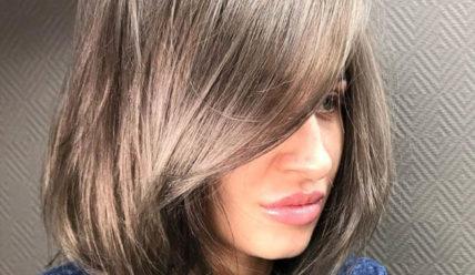 Пепельно русый цвет волос: оттенки 2021, краска, светлый, темный, средний