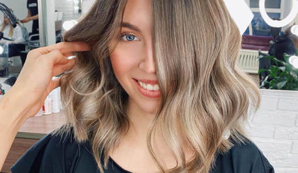 Сложное окрашивание волос 2021: на темные, русые, блонд
